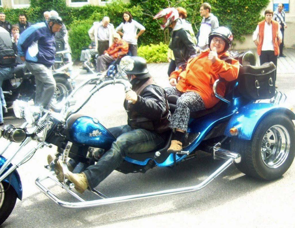 Bikerausfahrt